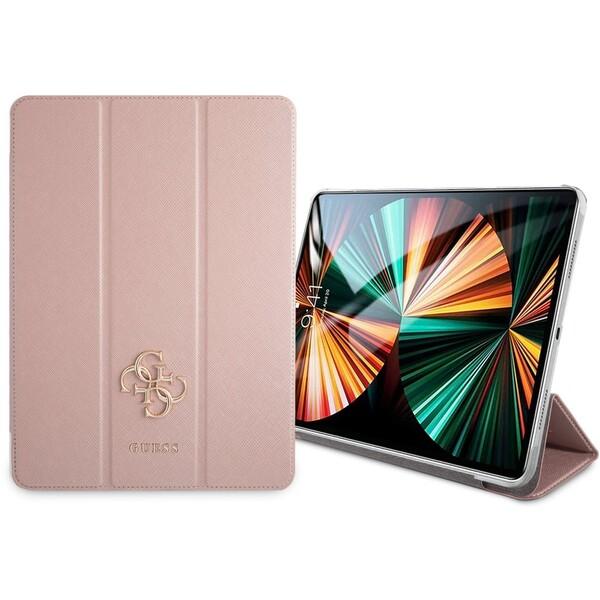 """Guess Saffiano Folio pouzdro iPad Pro 11"""" růžové"""