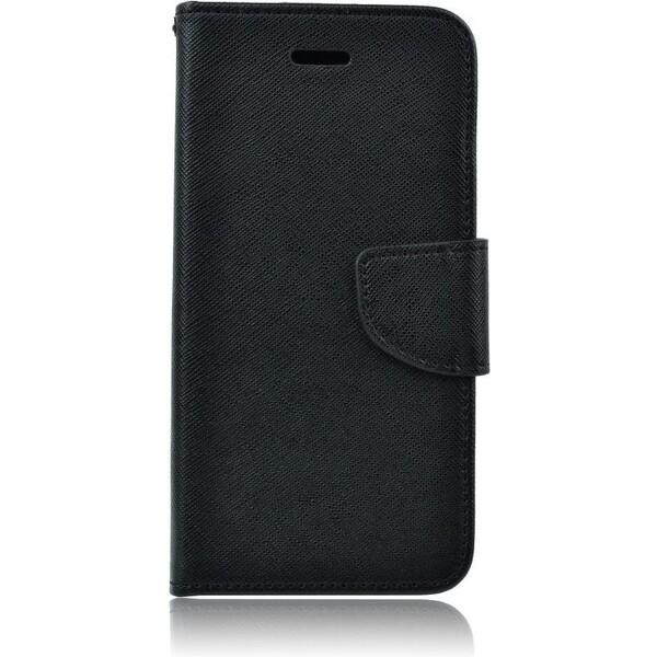 Smarty flip pouzdro HTC 630 černé Černá