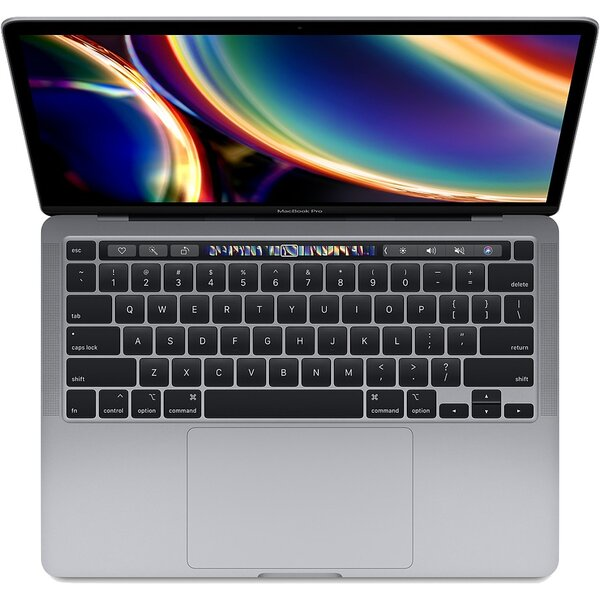 "CTO Apple MacBook Pro 13,3"" 4x USB-C (2020) / 2,3 GHz 4x i7 / 16GB / 512GB SSD / INT KLV / vesmírně"
