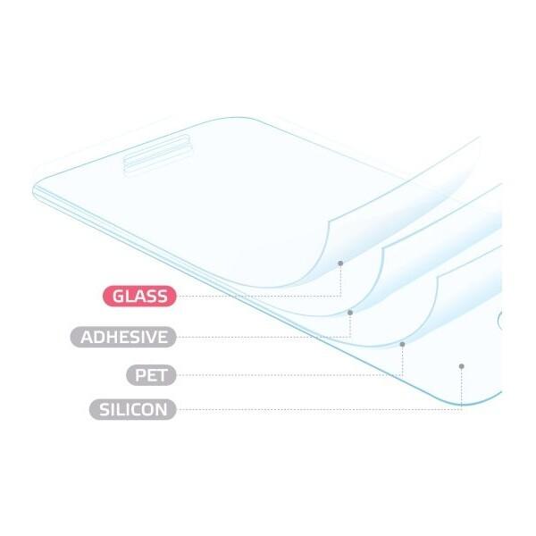 Smarty tvrzené sklo Apple iPhone 6/6s Čirá