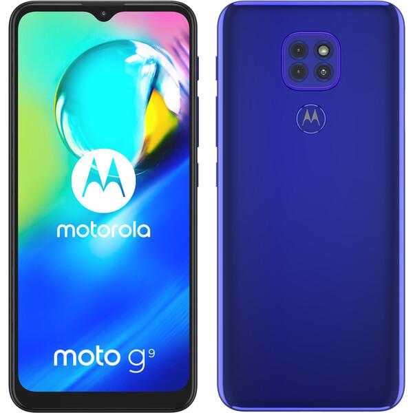 Motorola Moto G9 Play 4GB+64GB Blue