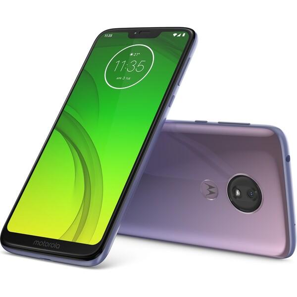 Motorola Moto G7 Power Fialová