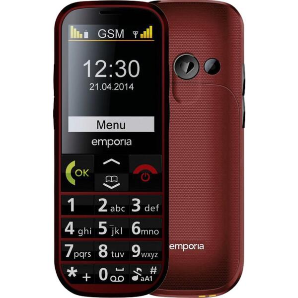 Emporia Eco C160 Červená
