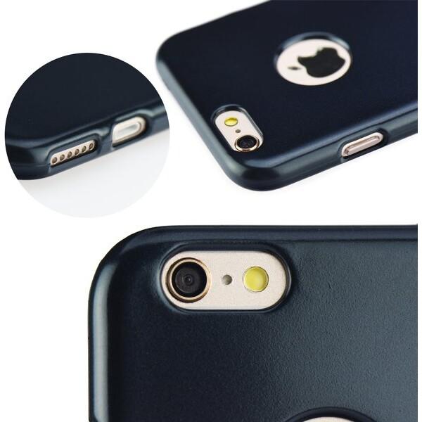 Jelly Case Flash Mat Samsung Galaxy Note 8 černé