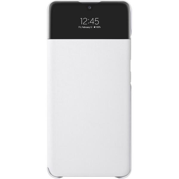 Samsung S View Cover flipové pouzdro Galaxy A32 (LTE) (EF-EA325PWEGEE) bílé