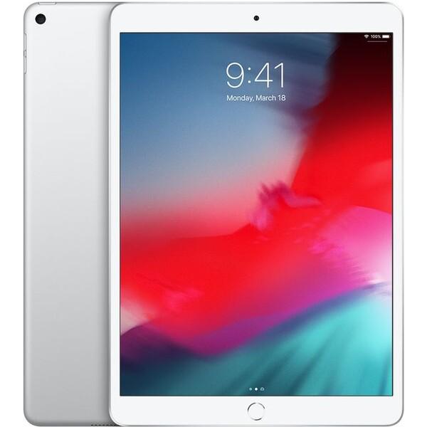 Apple iPad Air 256GB Wi-Fi + Cellular stříbrný (2019)