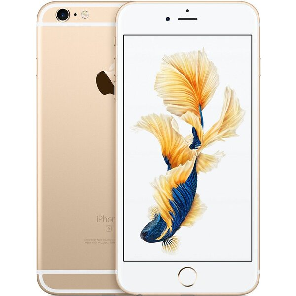Apple iPhone 6s Plus, 128GB Zlatá
