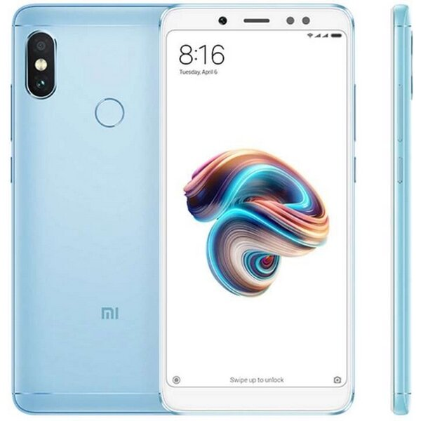 Xiaomi Redmi Note 5 3/32GB Global Modrá