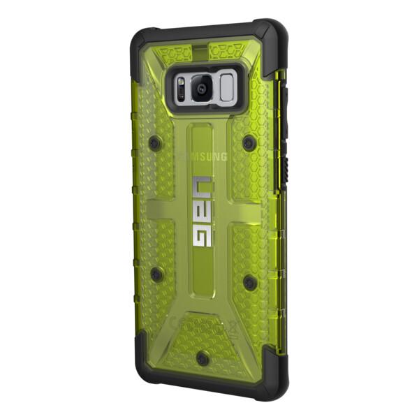 UAG Plasma case pouzdro Galaxy S8+ žluté