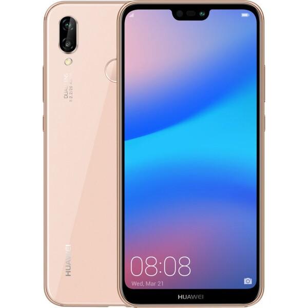 Huawei P20 Lite Růžově zlatá