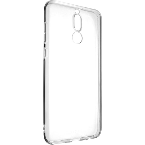 Pouzdro FIXED TPU gelové Huawei Mate 10 Lite čiré Čirá