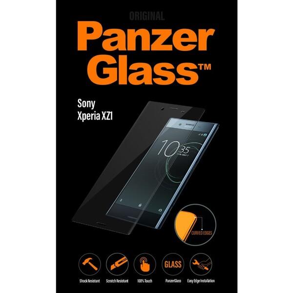 PanzerGlass ochranné tvrzené sklo PREMIUM pro Sony Xperia XZ1, čiré 4443258 Čirá