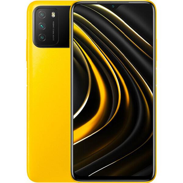 Xiaomi POCO M3 4GB/128GB Poco Yellow