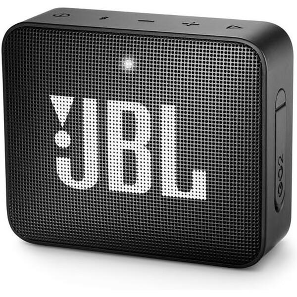JBL Go 2 Černá