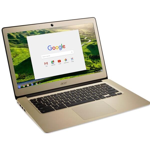 Acer Chromebook 14 NX.GJEEC.001 Zlatá