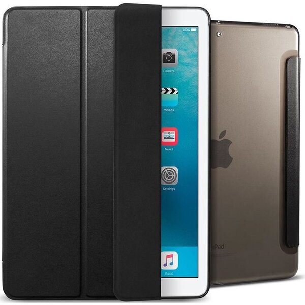 Spigen Smart Fold Case 052CS21995 - black Černá