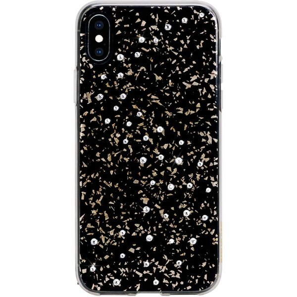Pouzdro Bling My Thing Milky Way Angel Tears Apple iPhone X Xs Černá 9faf37e0df2