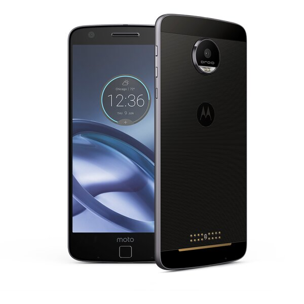 Lenovo Moto Z Dual SIM LTE + Moto Mods JBL přídavný reproduktor