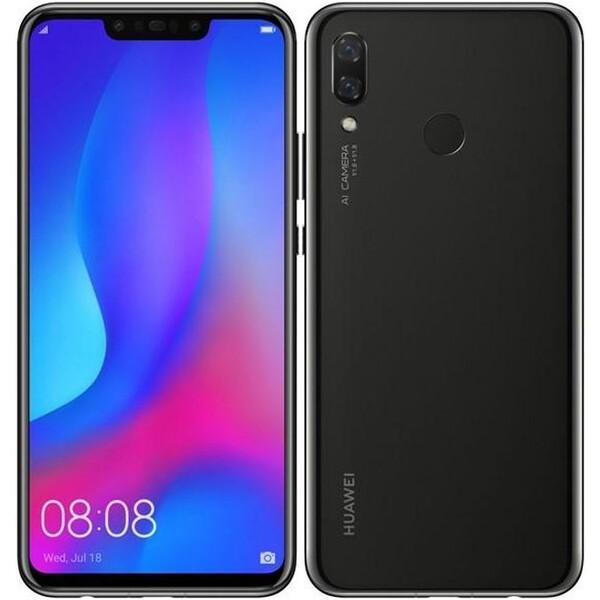Huawei Nova 3 Dual SIM Černá