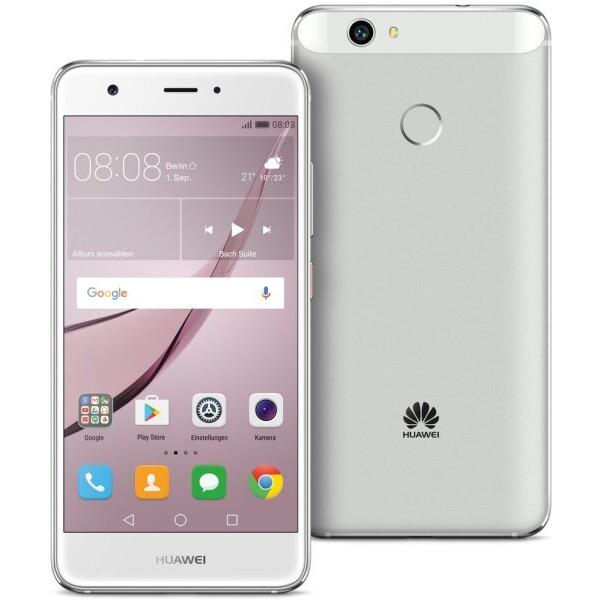 Huawei Nova 32GB Dual SIM LTE stříbrný