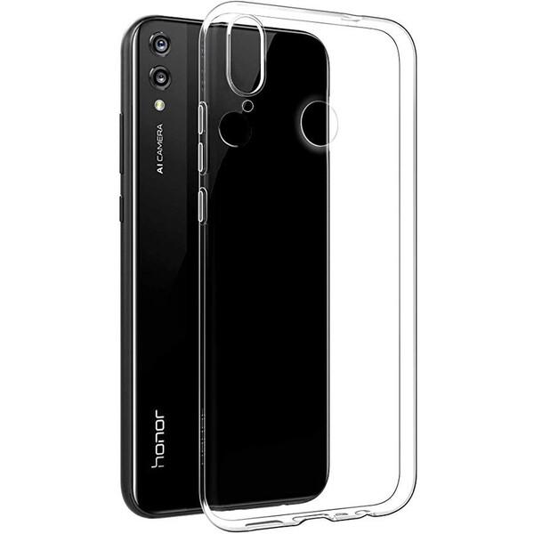 Smarty ultratenké TPU pouzdro 0,3mm Honor 8X čiré