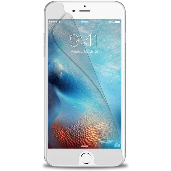 CELLY Prémiová ochranná fólie pro Apple iPhone 7 / lesklá / 2 ks (SBF800) Čirá