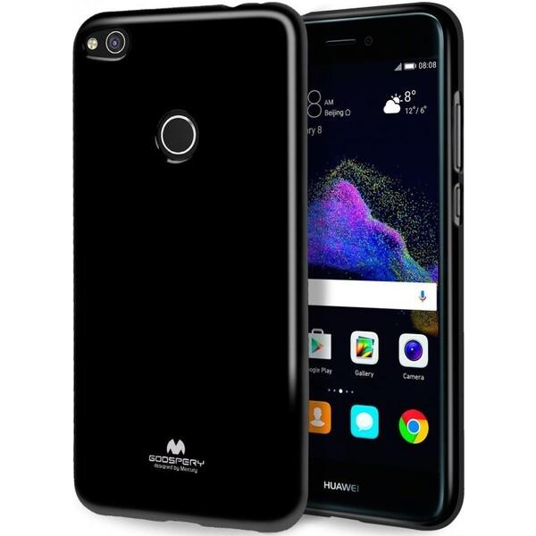 Mercury Jelly pouzdro Huawei P8 Lite černé