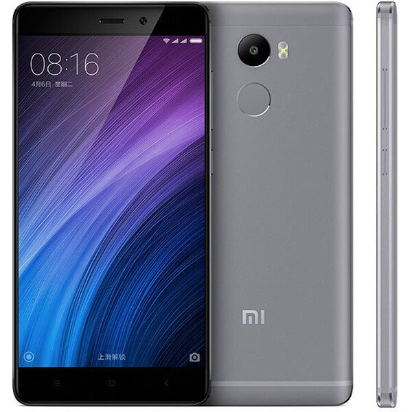 Xiaomi Redmi 4 16GB Černá