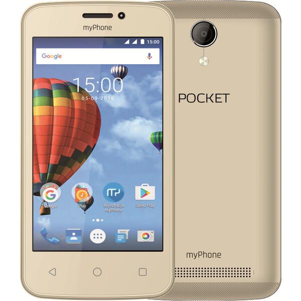 myPhone POCKET Zlatá