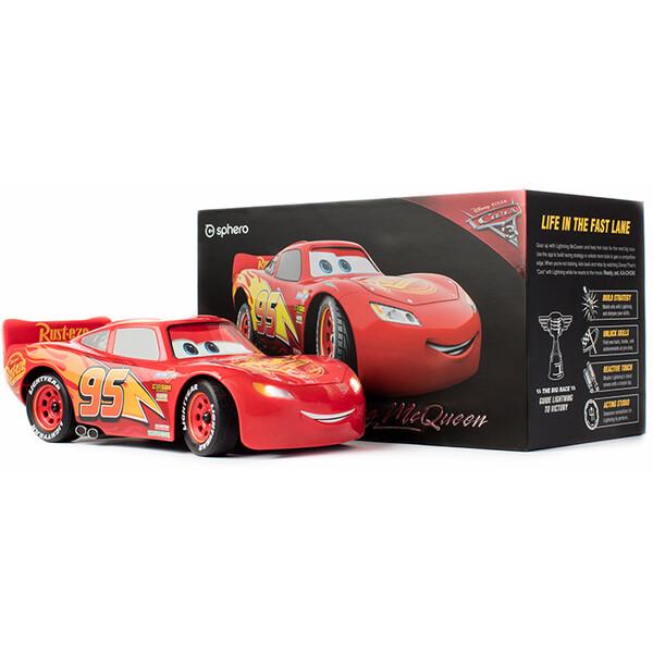 Sphero Ultimate Lightning McQueen závodní auto bluetooth Smart 4.0, propojení na 30metrů Červená