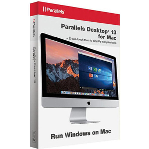 Parallels Desktop 13 for Mac Retail Box EU - PDFM13L-BX1-EU