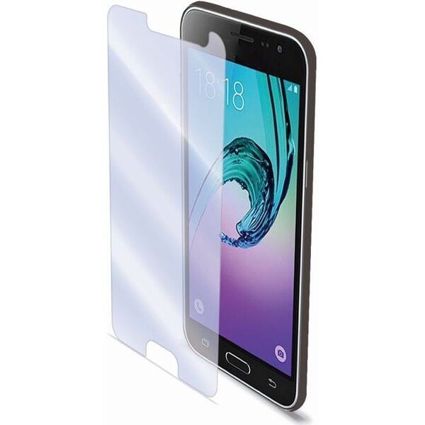 Celly Glass Samsung Galaxy J3 2016 GLASS555 Čirá