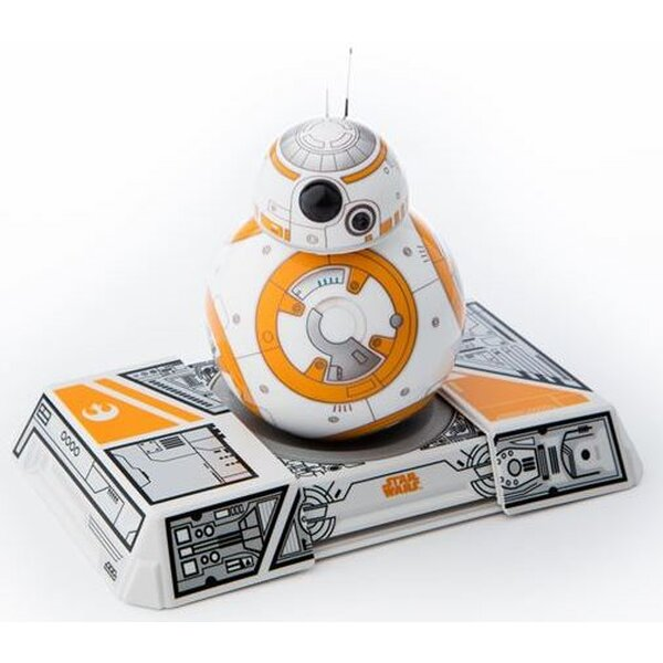 Sphero BB-8 App-Enabled Droid with Trainer Bílá