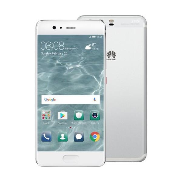 Huawei P10 64GB Dual Stříbrná