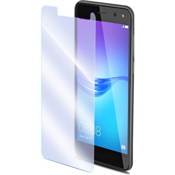 CELLY Easy Glass ochranné tvrzené sklo Huawei Y6 (2017) / Nova Young čiré EASY672 Čirá