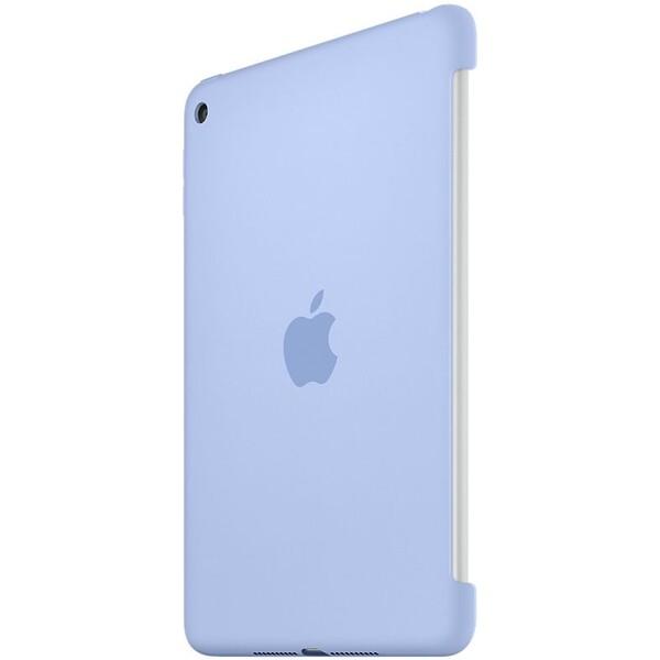 Apple iPad mini 4 Silicone Case zadní kryt šeříkově modrý
