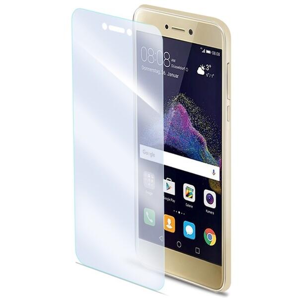 CELLY Glass ochranné tvrzené sklo se speciální antiblueray vrstvou pro mobilní telefon Huawei P8/P9 Čirá