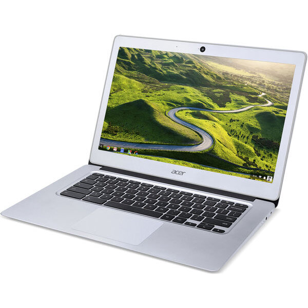 Acer Chromebook 14 NX.GC2EC.002 Stříbrná