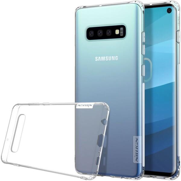 Nillkin Nature TPU pouzdro Samsung Galaxy S10 čiré