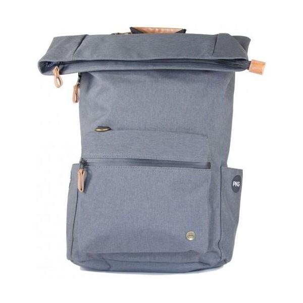"""PKG DRI Backpack batoh 16"""" tmavě šedý Tmavě šedá 3ffb80abda"""