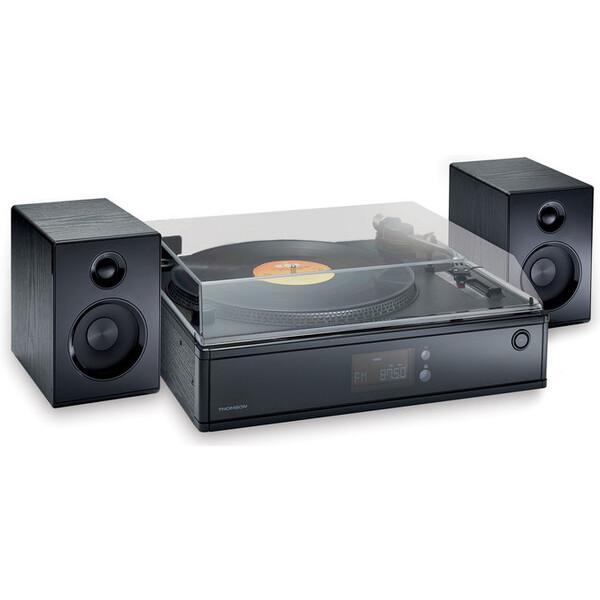 Thomson TT500CD Černá