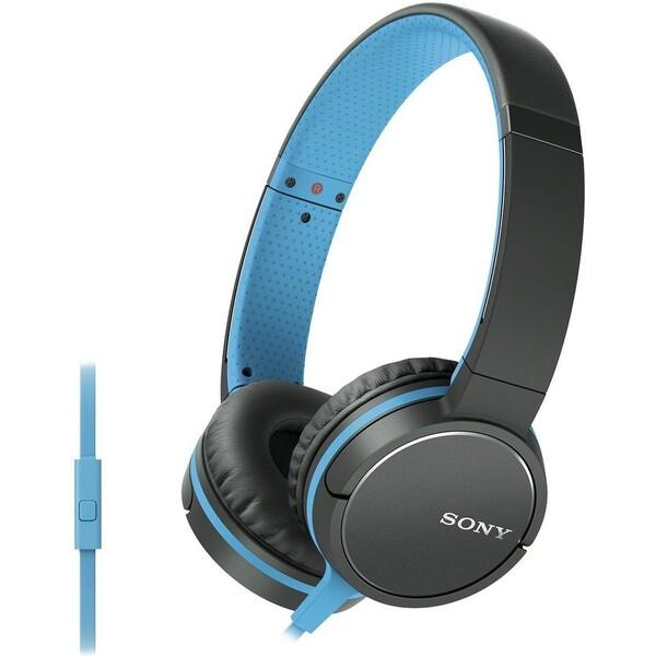 Sony MDR-ZX660AP Modrá