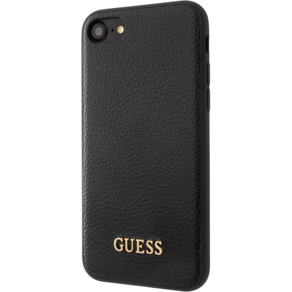 Pouzdro Guess IriDescent iPhone 7 Černá