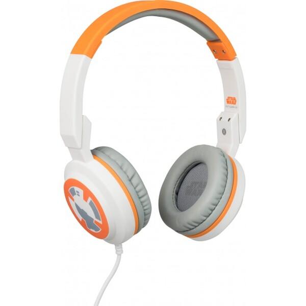 Tribe Star Wars BB-8 Pop sluchátka HPW13004 Oranžová
