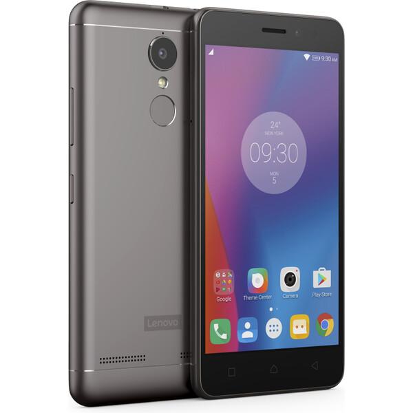 Lenovo K6 Dual SIM LTE šedý