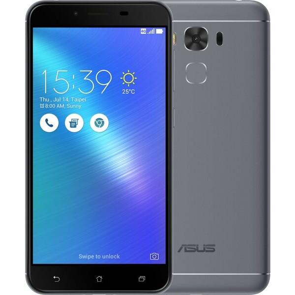 Asus Zenfone 3 MAX ZC553KL LTE 32GB Šedá