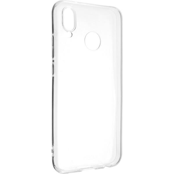 Pouzdro FIXED Skin Ultratenké TPU gelové Huawei P20 Lite čiré Čirá