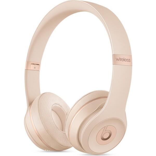 Beats by Dr. Dre Solo3 Wireless Matně zlatá