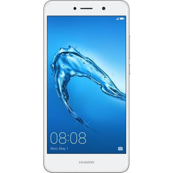 Huawei Y7 Dual SIM Stříbrná
