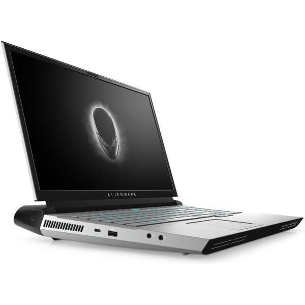 Dell Alienware Area-51M R2 stříbrný
